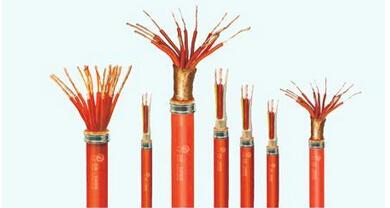 电缆 接线 线 390_208