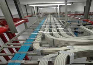 新型耐蚀耐高温电缆布线系统